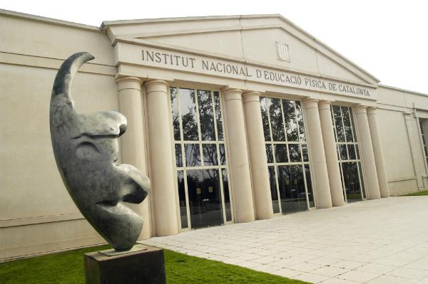 El Instituto Nacional de Educación Física de Cataluña, obra de Ricardo Bofill, será la sede de 080 Barcelona. © D.R.