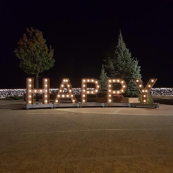 El espíritu navideño ya se ha adueñado de Las Rozas Village.
